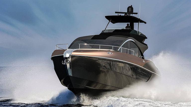 Jacht Lexus LY 650