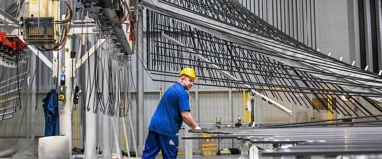 Produkcja przemysłowa we wrześniu w Polsce ostro zahamowała. Najlepsze za nami
