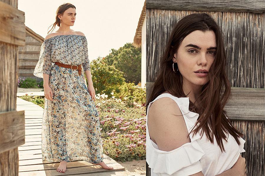 b4b50c9940 Sukienki na lato dla puszystych  Moda plus size