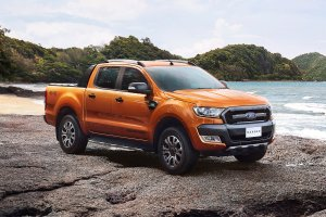 Salon Frankfurt 2015 | Ford Ranger | Pickup po liftingu