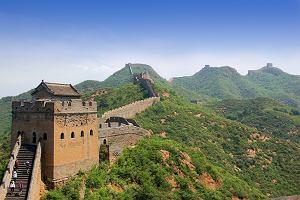 Chiny. Wielki Mur Chi�ski