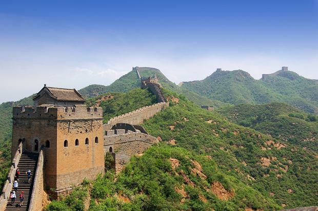 Chiny. Wielki Mur Chi�ski - Simatai