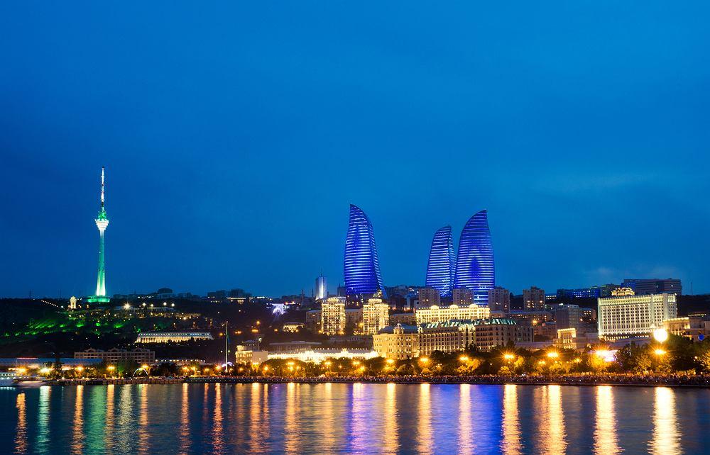 Kaukaz Azerbejdżan. Baku / shutterstock