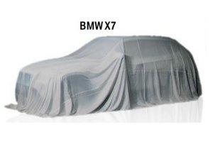 X7, czyli jeszcze wi�kszy SUV od BMW