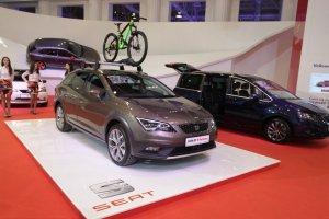 Motor Show Pozna� 2015 | Seat Leon | Sportowo lub terenowo