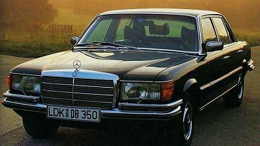 Mercedes klasy S   Historia najlepszego auta na świecie