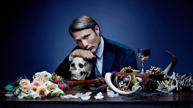 Hannibal Lecter - błyskotliwy i szarmancki ideał może być psychopatą