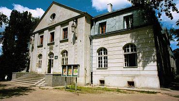 Szpital psychiatryczny w Tworkach. Tzw. Dom Rozrywki zbudowany w 1929 r.
