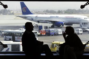 Rzymskie lotnisko Fiumicino tymczasowo zamkni�te po po�arze
