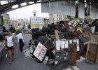 Majdan znika z centrum Kijowa. Nie ma wi�kszo�ci namiot�w. Zn�w p�on� opony