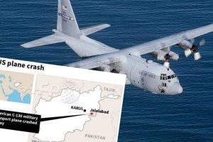 Afganistan. Katastrofa amerykańskiego samolotu transportowego. Zginęło 11 osób