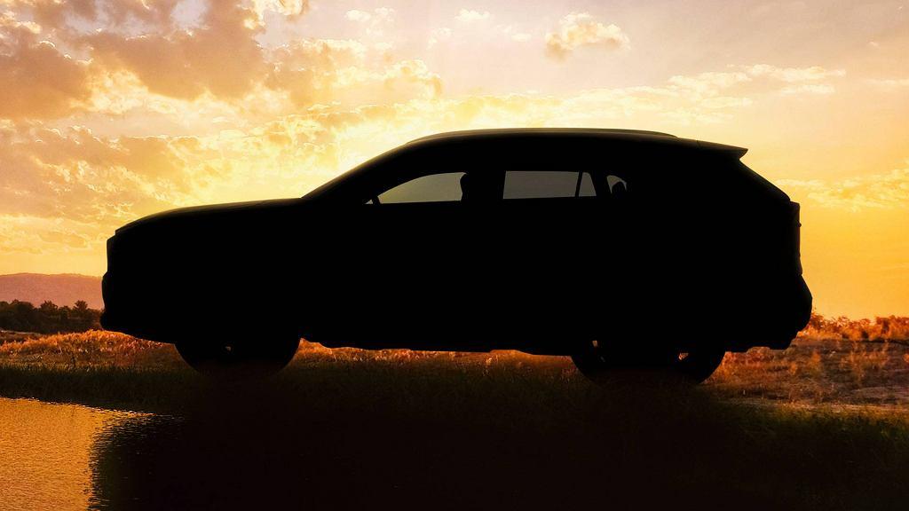 Nowa Toyota RAV4 (teaser)