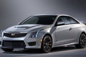 Salon Los Angeles 2014 | Cadillac ATS-V Coupe | Ameryka�ska rakieta