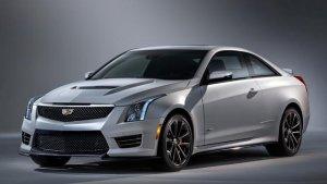 Salon Los Angeles 2014 | Cadillac ATS-V Coupe | Amerykańska rakieta