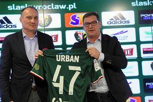 Trener Jan Urban: Prezesi Śląska mają ambitne cele. Ja też [WIDEO]