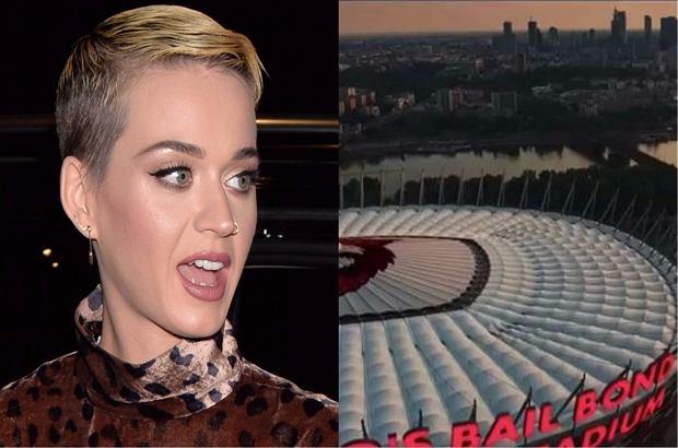 W czwartek w sieci pojawił się nowy teledysk Katy Perry. Możemy podziwiać w nim Stadion Narodowy i panoramę Warszawy. Jak się właśnie okazało, piosenkarka zrobiła to nielegalnie. Czy grozi jej teraz pozew?