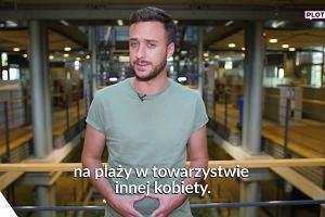 """Nowy partner Marty Kaczyńskiej na zdjęciach z inną kobietą. """"W tak intymnej pozycji spędzili kilkanaście minut"""""""