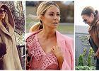 Trzy modele płaszczy na jesień według Lewandowskiej, Rozenek i Chodakowskiej
