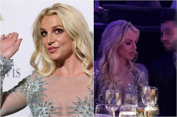 """Britney Spears wrzuciła do sieci kolejne zdjęcie z Samem Asgharim, który zagrał jej kochanka w teledysku do """"Slumber Party""""."""