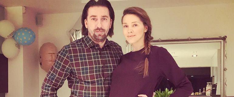Natalia Jakuła. Dziewczyna Tomasza Iwana nadal ćwiczy na siłowni, choć niebawem urodzi synka [GALERIA]