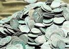 W Rotterdamie znaleziono XVI-wieczne monety ukryte w bucie