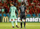 Euro 2016. Portugalia - Walia. Mecz Garetha Bale'a, finał Cristiano Ronaldo