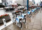 Coraz mniej kradzieży i dewastacji rowerów Veturilo