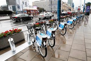 Coraz mniej kradzie�y i dewastacji rower�w Veturilo