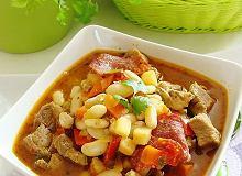 Cordero Con Grisante (gulasz jagnięcy) - ugotuj