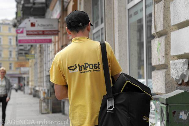 Prywatna poczta nie lubi etat�w? InPost kontra Poczta Polska