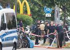 Strzelanina w Monachium. Policja: Brak przes�anek wskazuj�cych na kontakty napastnika z Pa�stwem Islamskim