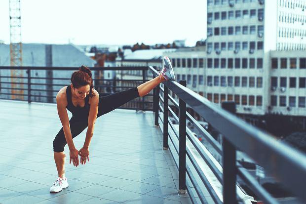Ćwiczenia na poprawę mobilności - trening rozciągania
