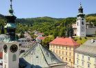 Słowacja. Bańska Szczawnica atrakcje