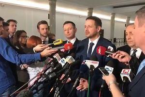 Rafał Trzaskowski wspólnym kandydatem Nowoczesnej i PO na prezydenta Warszawy