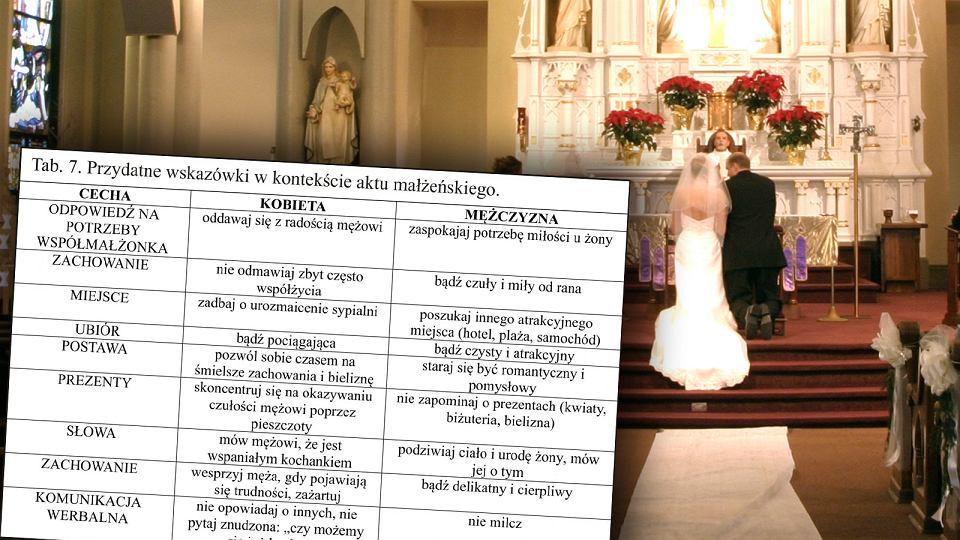 Zanim przystąpisz do ślubu, musisz iść na nauki przedmałżeńskie