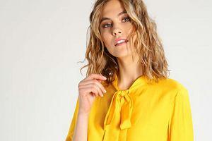 Szary i żółty - idealne wiosenne połączenie kolorystyczne