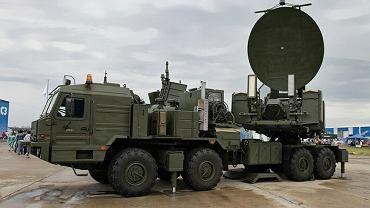 Rosyjski system walki elektronicznej  Krasuha-4 (???????-4)