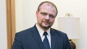 Aleksander Stępkowski, wiceminister spraw zagranicznych