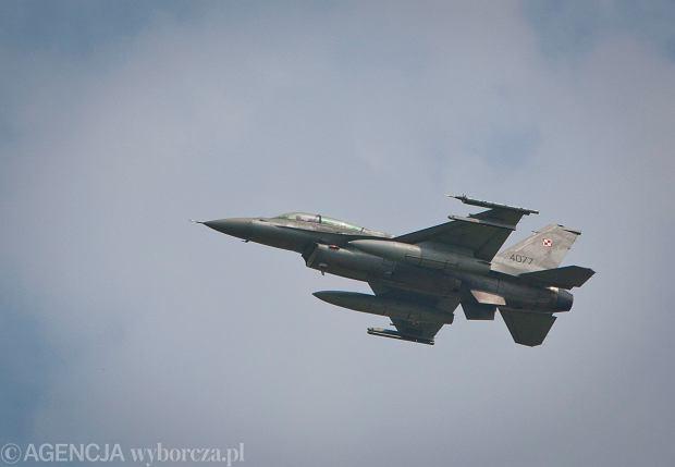Polskie F-16 lecą na misję; wyjątkowe spotkanie u Trumpa [SKRÓT DNIA]