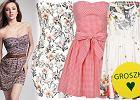 Na upa�y: sukienki bez rami�czek