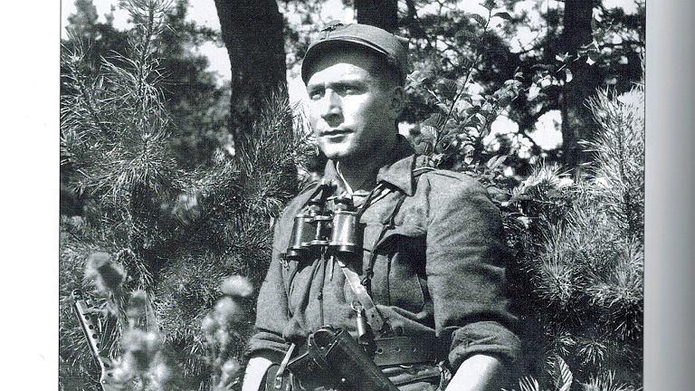 Romuald Rajs Bury w 1943 roku