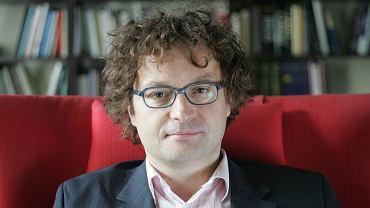 Profesor Tadeusz Bartoś (fot. Bartosz Bobkowski / Agencja Gazeta)