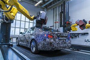Nowe BMW serii 5 | Tylko krok do autonomicznej jazdy
