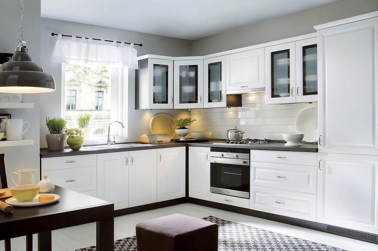 Ile faktycznie kosztuje umeblowanie kuchni? Sprawdzamy -> Nowoczesne Kuchnie Z Wyspą Aranżacje