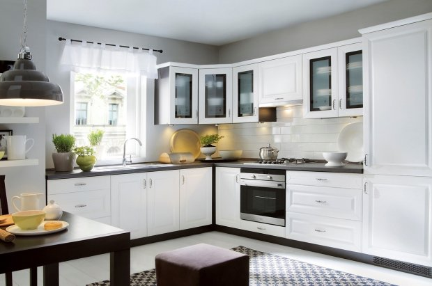 Ile faktycznie kosztuje umeblowanie kuchni? Sprawdzamy -> Kuchnia Na Wymiar W Bloku Cena