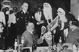 Jak Adolf Hitler miał zastąpić Jezusa w stajence
