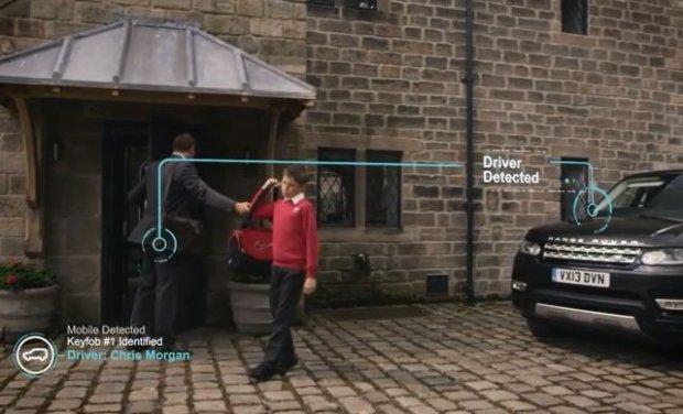 Wideo | Inteligentny Land Rover