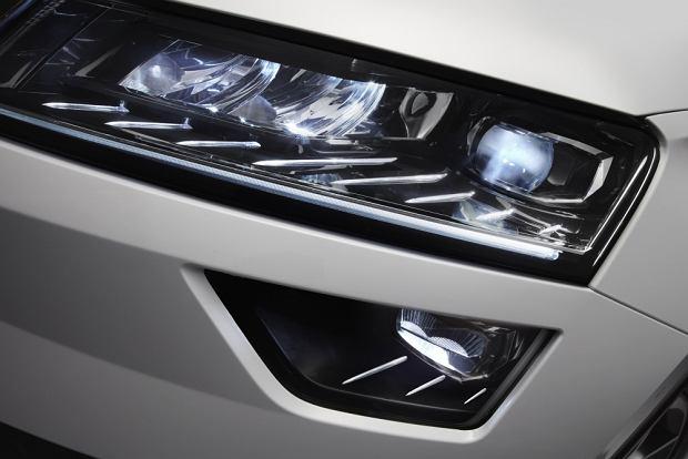 Skoda Karoq | Czesi pokazali pierwsze zdjęcia nowego SUV-a