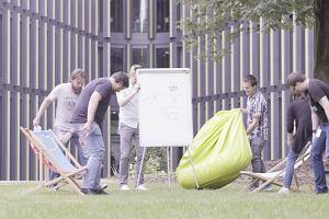 Ericsson - wyjątkowe projekty, ciekawe pasje
