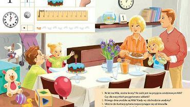 Bp Marek Mendyk ostro skrytykował bezpłatny 'Nasz elementarz': - Nie ma ani jednego obrazka, który przedstawia całą rodzinę przy stole - mówił. MEN na to: Bp Mendyk oglądał inny podręcznik. Pokazane rodziny często spędzają czas wspólnie, również przy stole